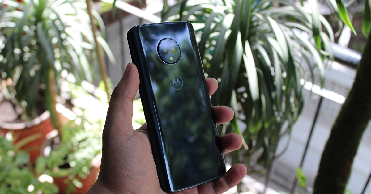 moto g6 android pie beta