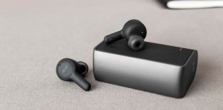 RHA TrueConnect wireless earbuds
