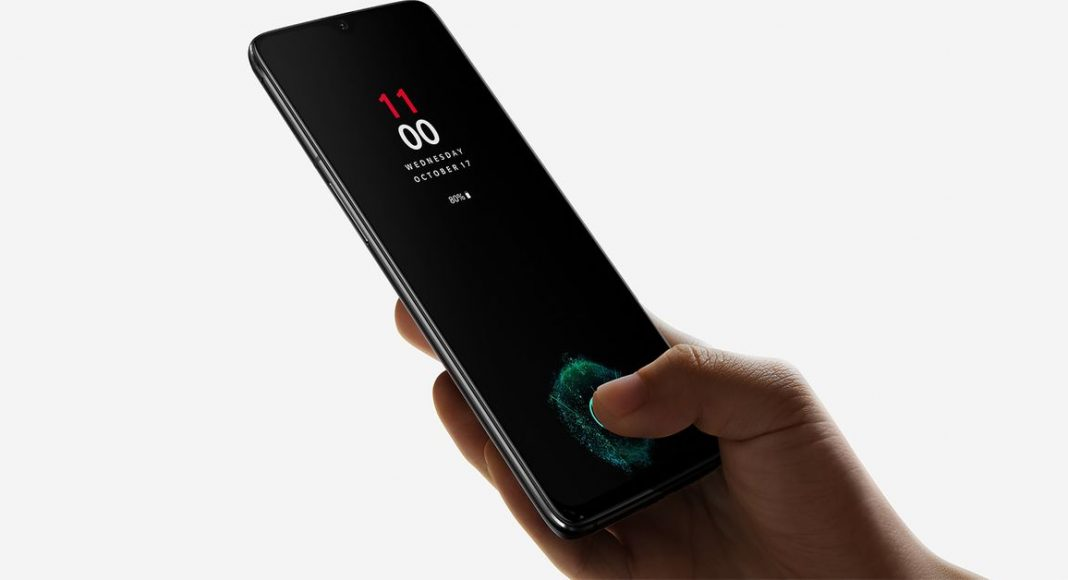 In-display fingerprint scanners LCD