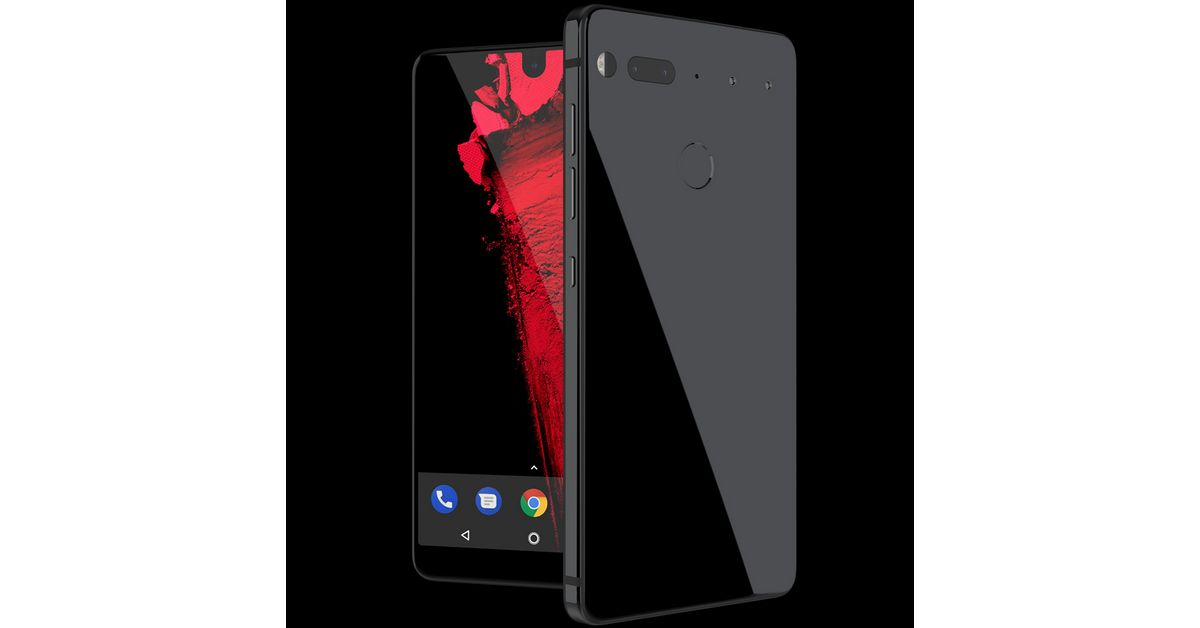 Essential Phone's journey comes to an end