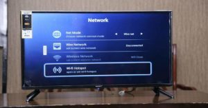 Samy SM32-K5500 HD LED TV 4