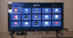 Samy SM32-K5500 HD LED TV 5