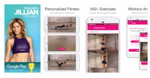Jillian Michaels health app