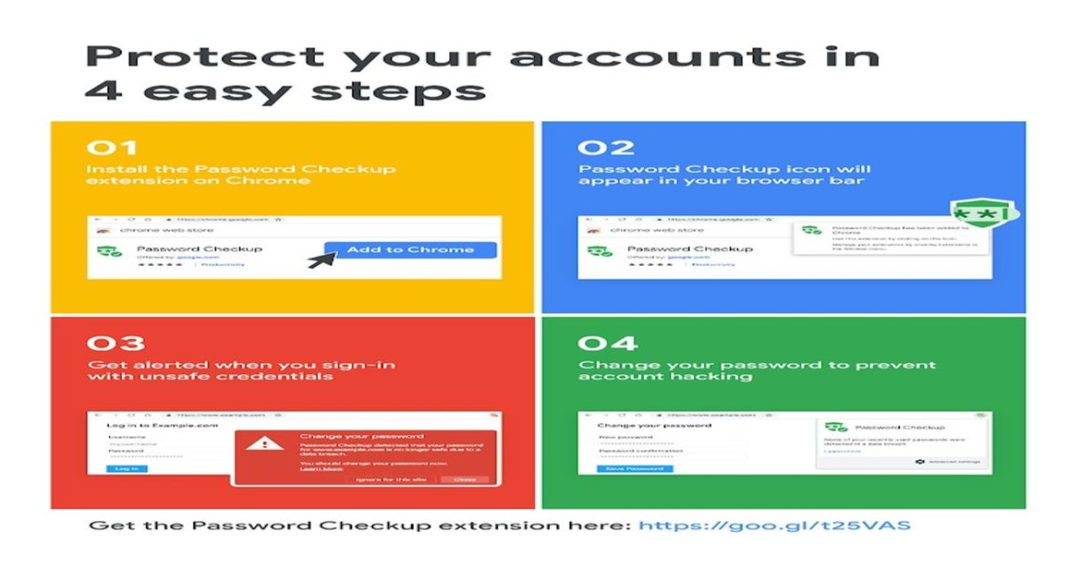 Chrome browser now has Password Checkup extension: Google's extra layer of digital securityChrome browser now has Password Checkup extension: Google's extra layer of digital security