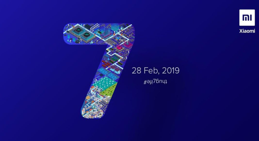 The wait is over. Redmi Note 7 will launch on 28th February