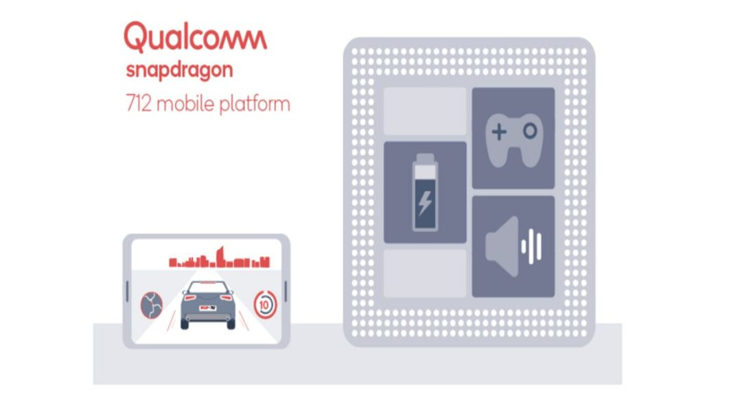 Snapdragon 712 is the newest mid-range offering from Qualcomm