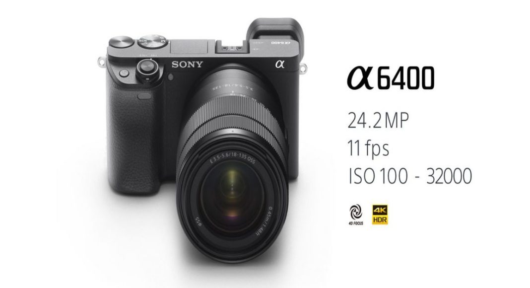 Sony A6400 mirrorless camera launched in India with a price tag of Rs 75,990