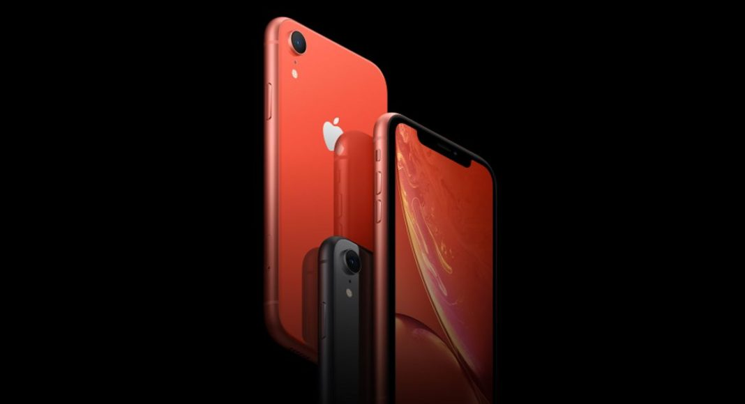 iphone XR 12