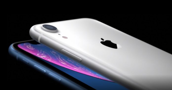 iphone XR 5