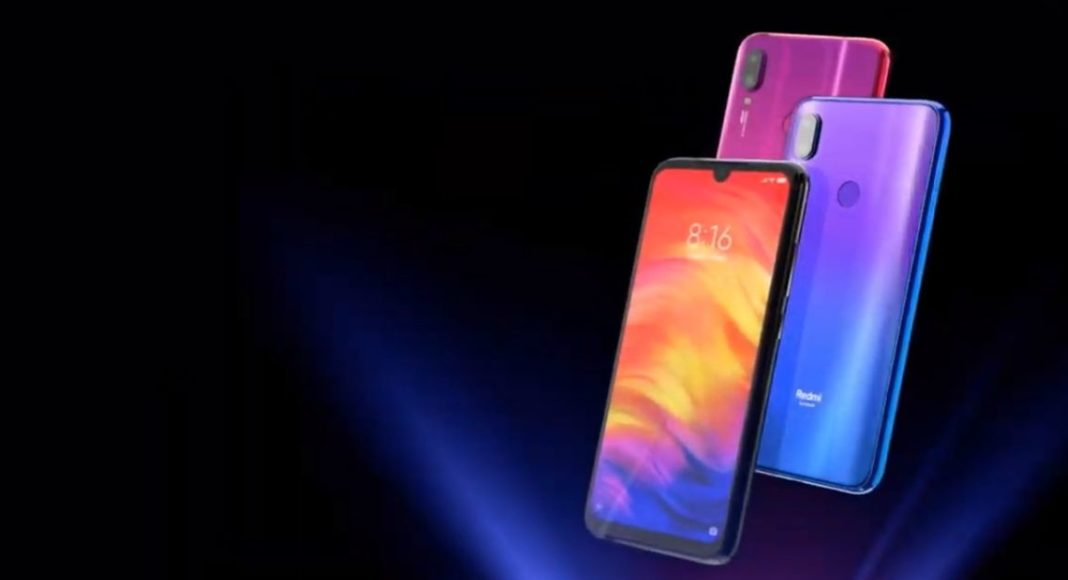 Redmi Note 7 Pro open sale India