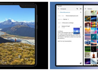 Samsung Galaxy Fold vs Huawei Mate X: Comparison