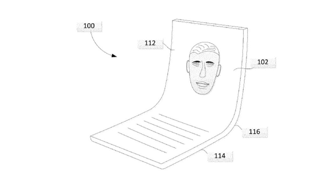 Google's patent application reveals a 'Z'-style foldable display for 'modern computing devices'