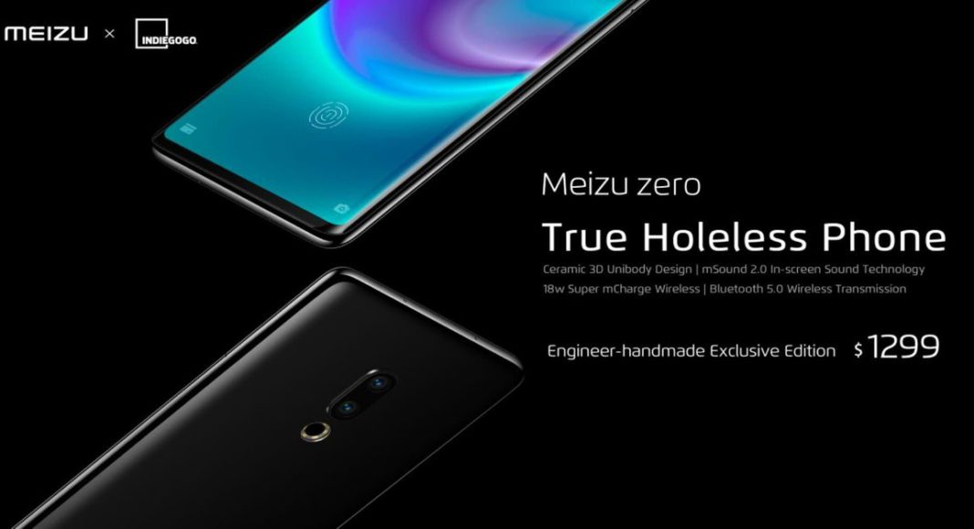 Meizu Zero was a marketing stunt and will not be mass produced: CEO Jack Wong