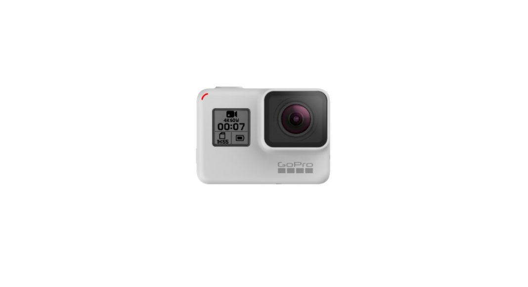 GoPro HERO7 Black Limited Edition in Dusk White