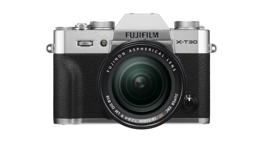 Fujifilm X-T30 APS-C mirrorless camera