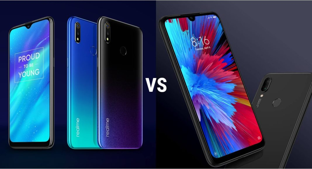 Realme 3 vs Redmi Note 7 (1)