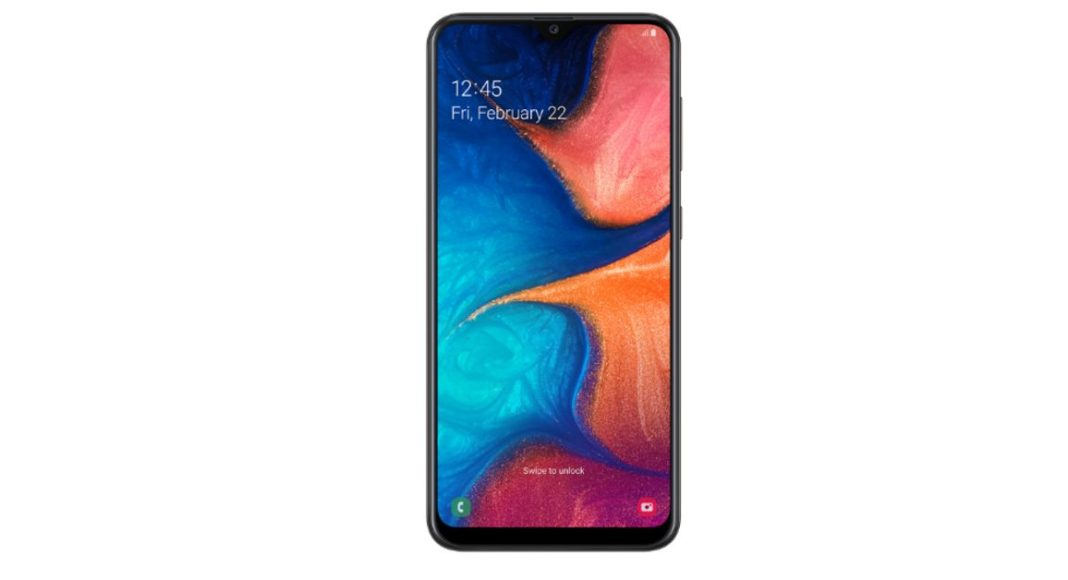 Samsung Galaxy A20 launched in Russia before the scheduled event