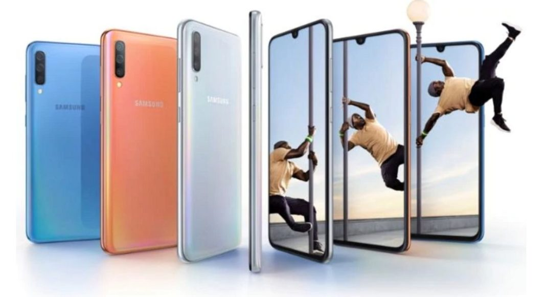Samsung Galaxy A70 officially announced weeks before the launch date: Here are all the details