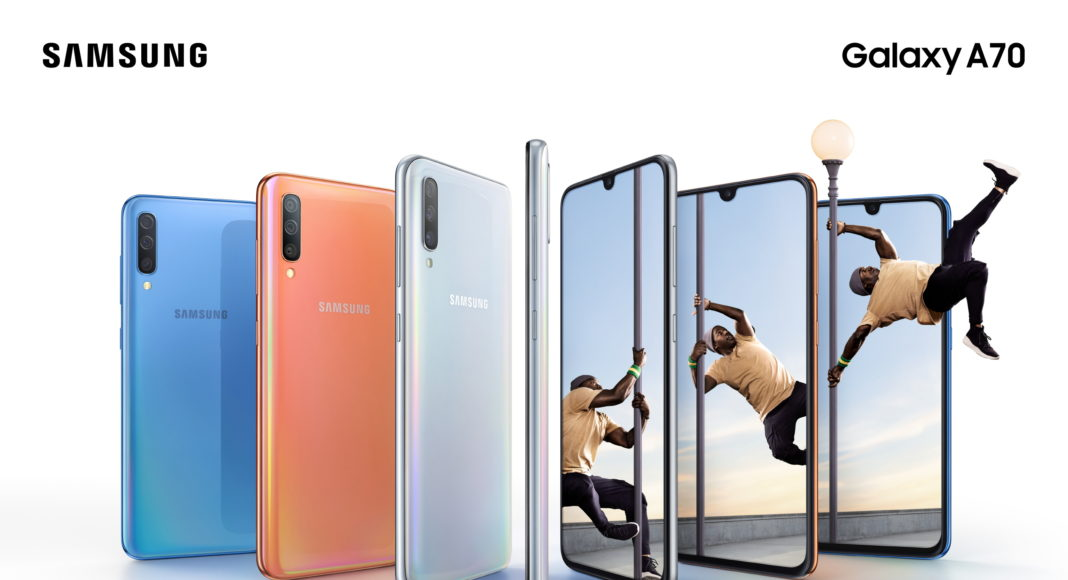 Samsung Galaxy A70 with 4,500mAh battery, 32MP selfie camera launched: Know all the details here