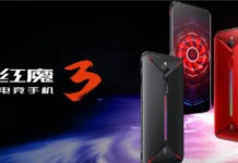 Nubia red magic 3 phone