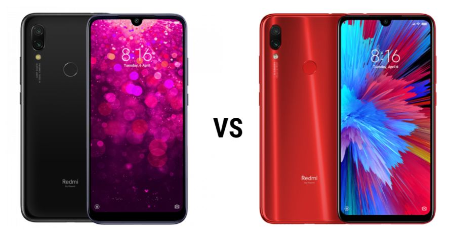 Redmi Y3 vs Redmi Note 7 (1)