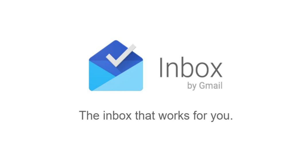 Inbox by Gmail continues to work even after being discontinued