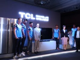 TCL and Delhi Capitals.