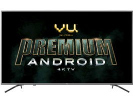 Vu Android 4K tv