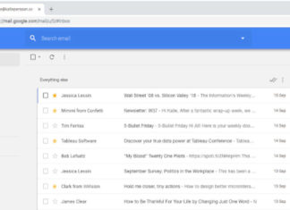 inbox chrome extension