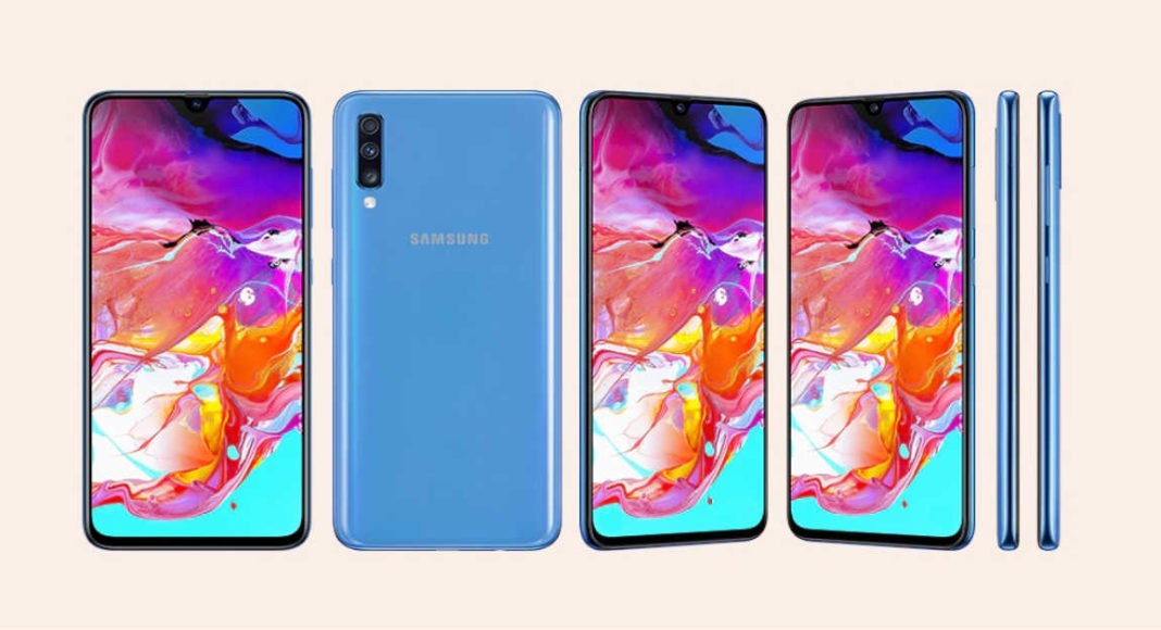 samsung galaxy a70s to come with a 64MP camera