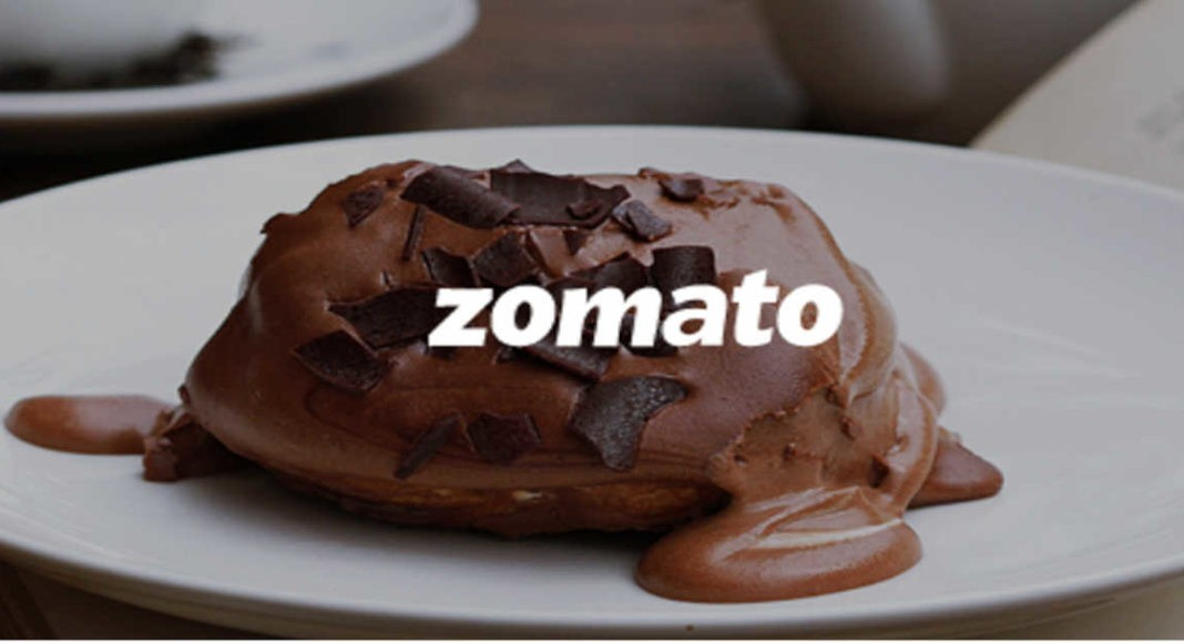 Zomato takes a stand against a customer who has a communal stance