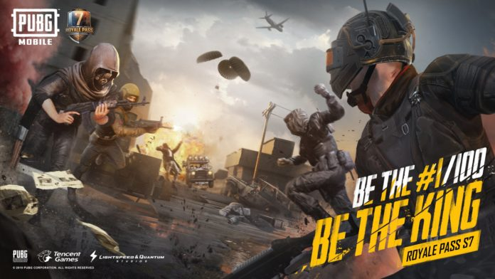 pubg mobile season 7 game