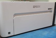 Epson M1120 Printer review