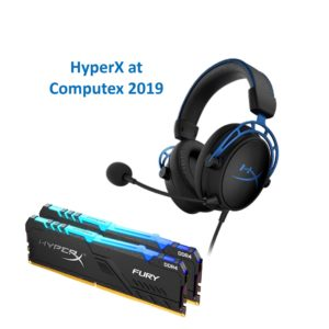 Press Release_HyperX Expands Gaming Peripheral Line Up at Computex 2019_29 May 2019