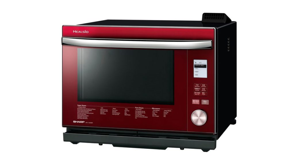 SHARP Healsio Superheated Steam Oven (1)