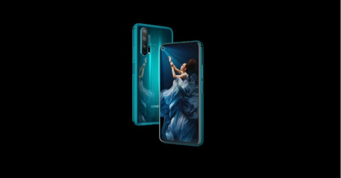 honor 20 pro India launch