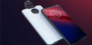 moto z4 launch mobile price specifications