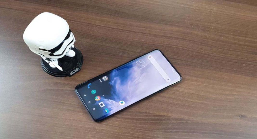 OnePlus 7 Pro, OnePlus 7 Android Q Developer Preview 2 update