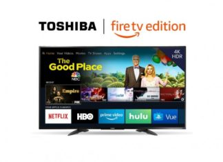 Amazon fire tv 4k with dolby vision support