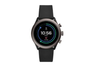 Fossil Sport smartwatch Google WearOS launch