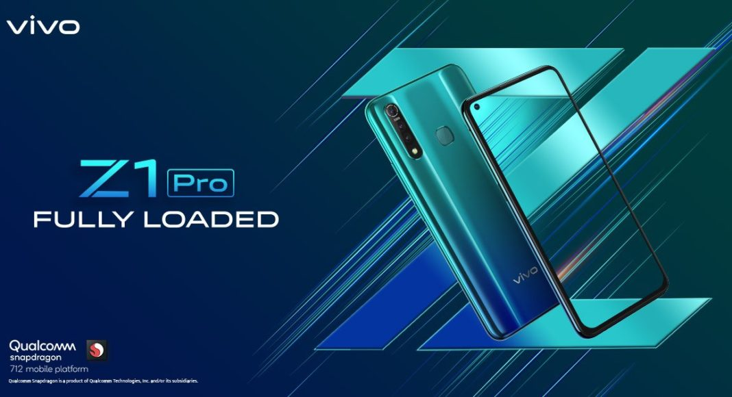 Vivo Z1 Pro sale in India