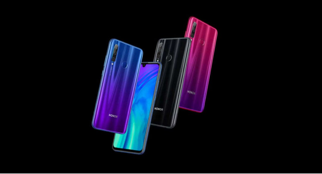 Honor 20 launch in India
