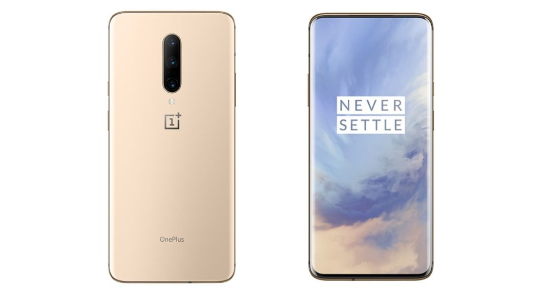 OnePlus 7 Pro Almond sale in India