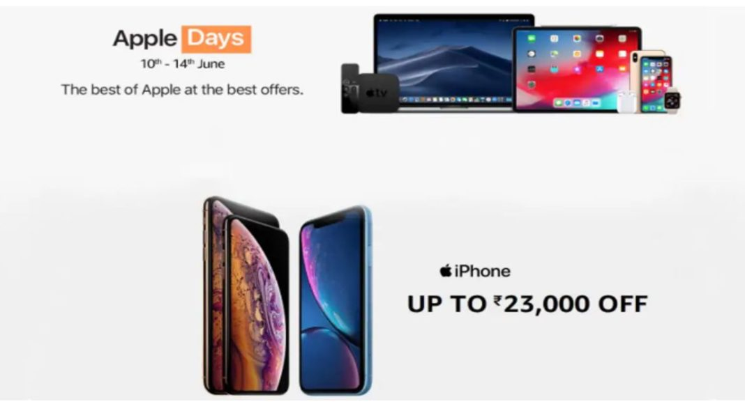 amazon apple days sale