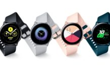 Samsung Galaxy Fit, Galaxy Fit e and Galaxy Watch