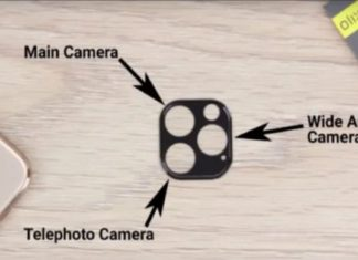 apple iphone 11 camera setup
