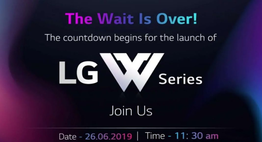 LG W30 India launch
