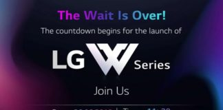LG W series India launch scheduled for June 26