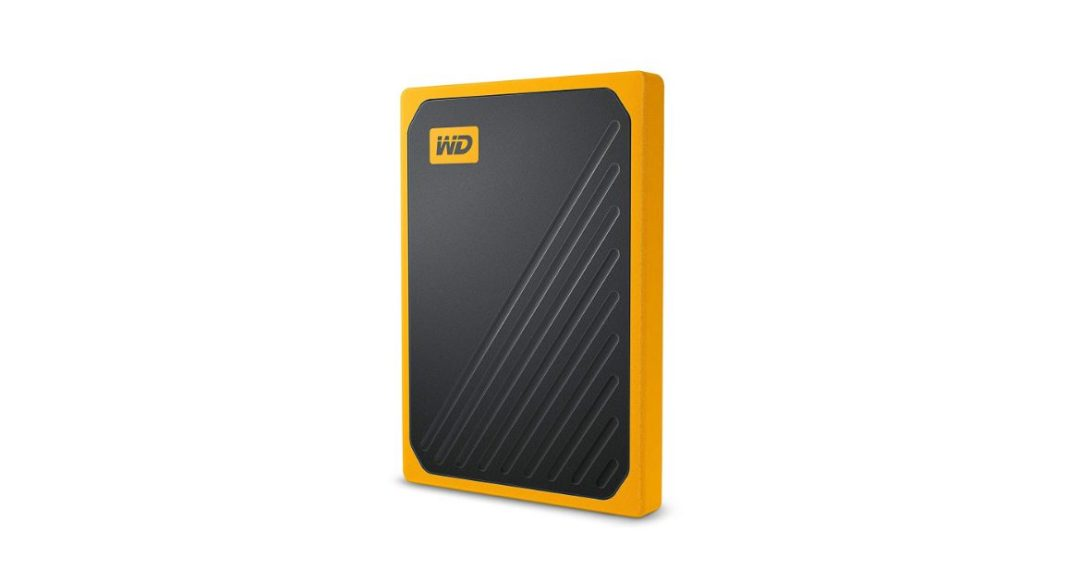 Western Digital My Passport Go