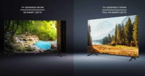 Panasonic TV launch